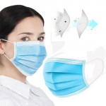Disposable Medical Sanitary Surgical Face Masks
