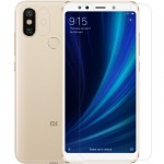 Mi A2 Tempered Glass Protector