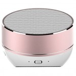 Беспроводная колонка QCY Portable Bluetooth Speaker QQ800 Rose Gold