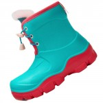 Детские ботинки Honeywell Waterproof Non-slip Kids Boots Green/Red Size 25