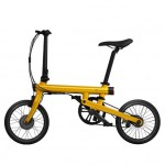 Электровелосипед Xiaomi Mi Home (Mijia) QiCycle Folding Electric Bike Yellow
