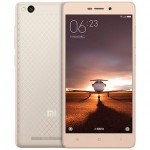 Смартфон Xiaomi Redmi 3 2GB/16GB Dual SIM Fashion Gold