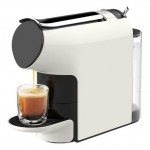 Scishare Capsule Coffee Machine White