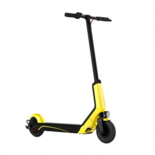 Электросамокат QiCycle EUNi Electric Scooter Yellow