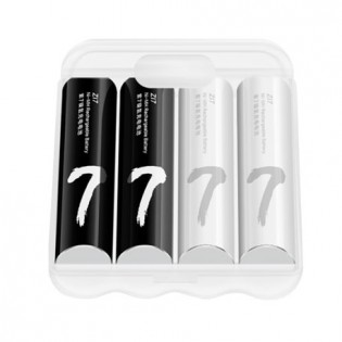Перезаряжаемые батарейки ZMI ZI7 Ni-MH Rechargeable Batteries AAA (4 pcs.)