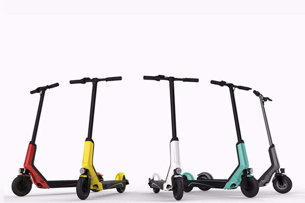 Xiaomi QiCycle EUNi Electric Scooter Фото 12