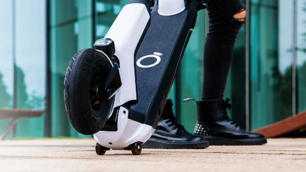 Xiaomi QiCycle EUNi Electric Scooter Фото 2