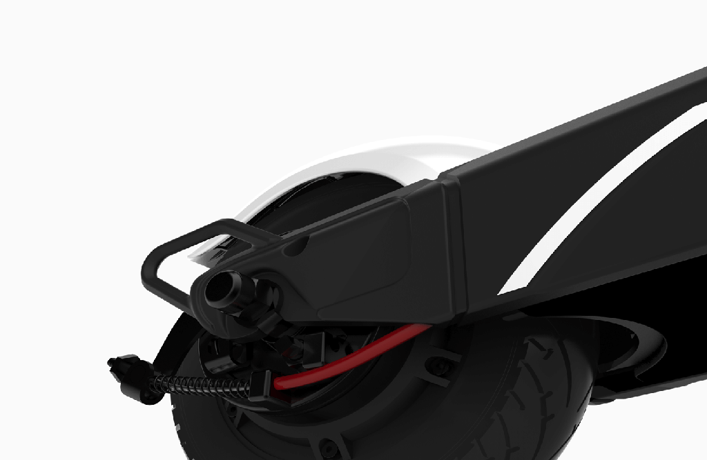 Xiaomi QiCycle EUNi Electric Scooter Фото 6